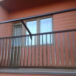 balkon se sušákem 2
